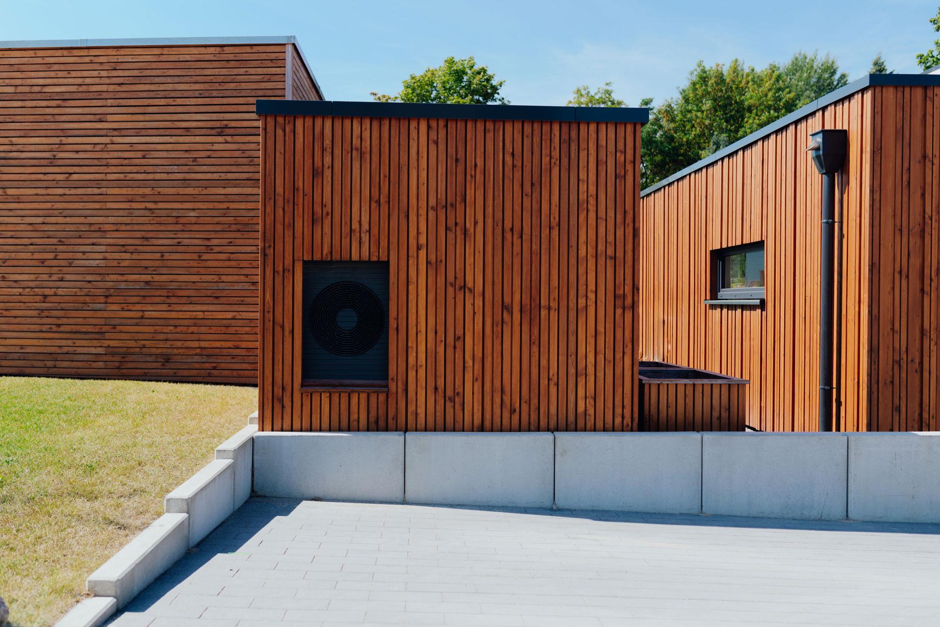 Einfamilienhaus in Wismar (02) / Nahaufnahme