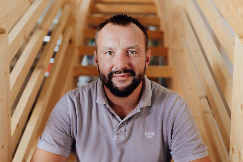 Stefan Müller Portrait