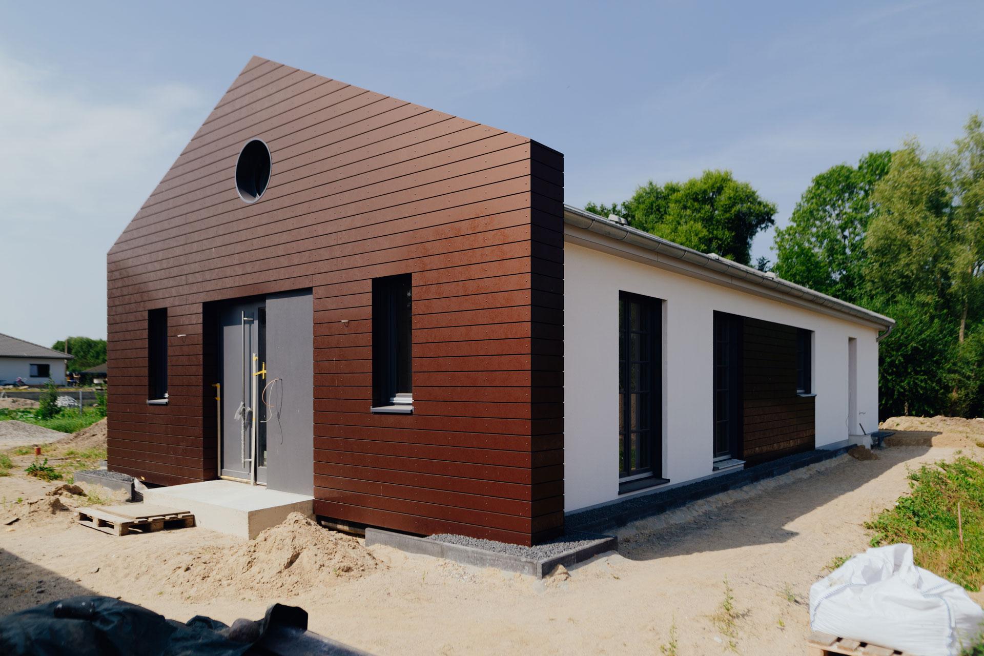 Einfamilienhaus im Landkreis Bad Doberan (08) / Nahaufnahme