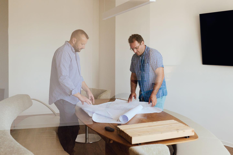 Marco Krenz und Stefan Müller Besprechung