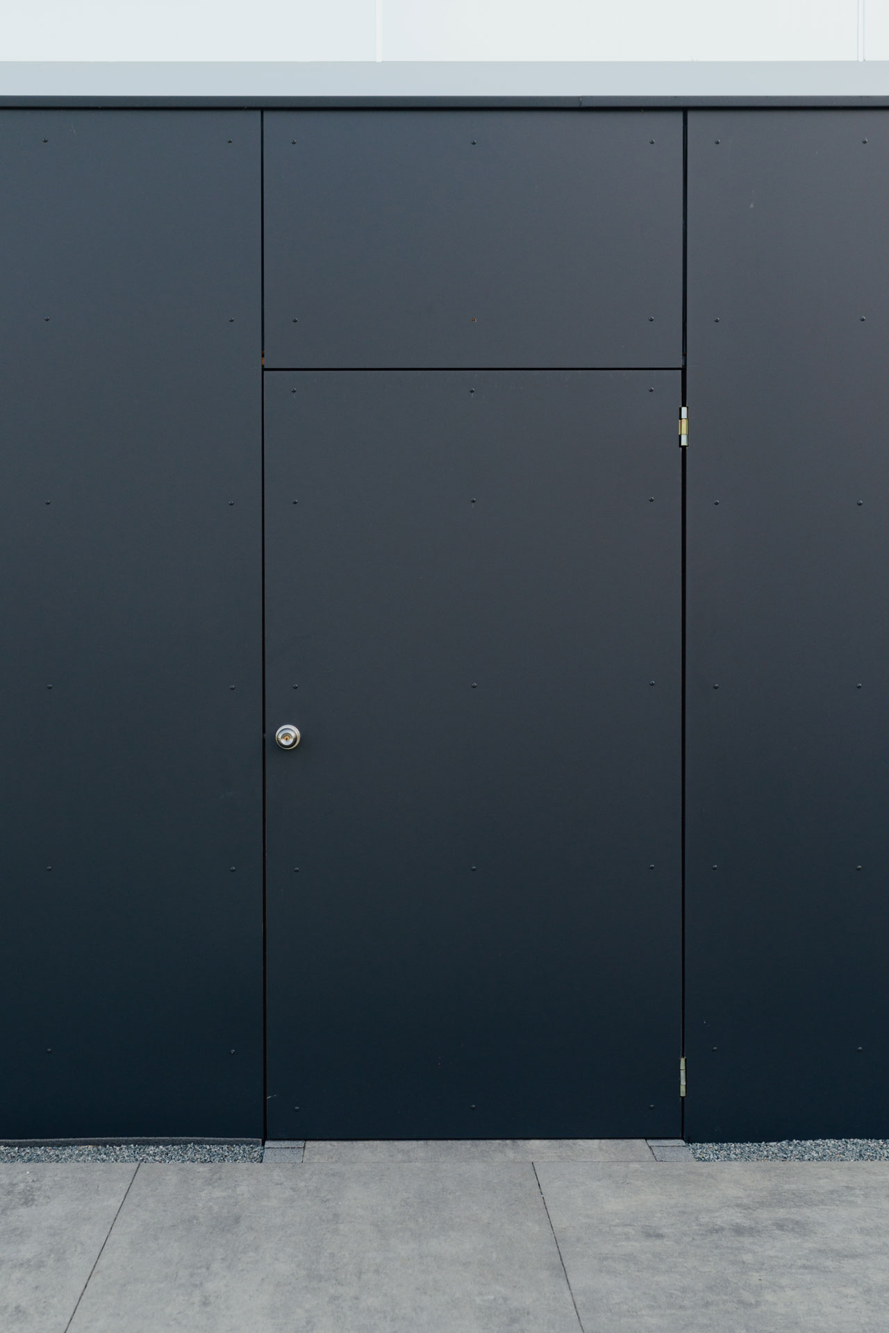 Doppelhaus in Wismar (01) / Detail