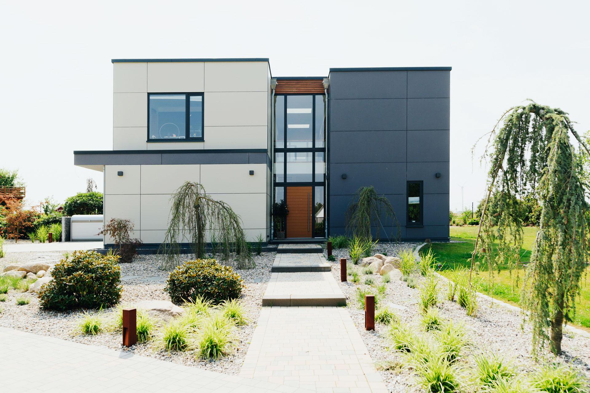 Einfamilienhaus im Landkreis Bad Doberan (07) / Totale