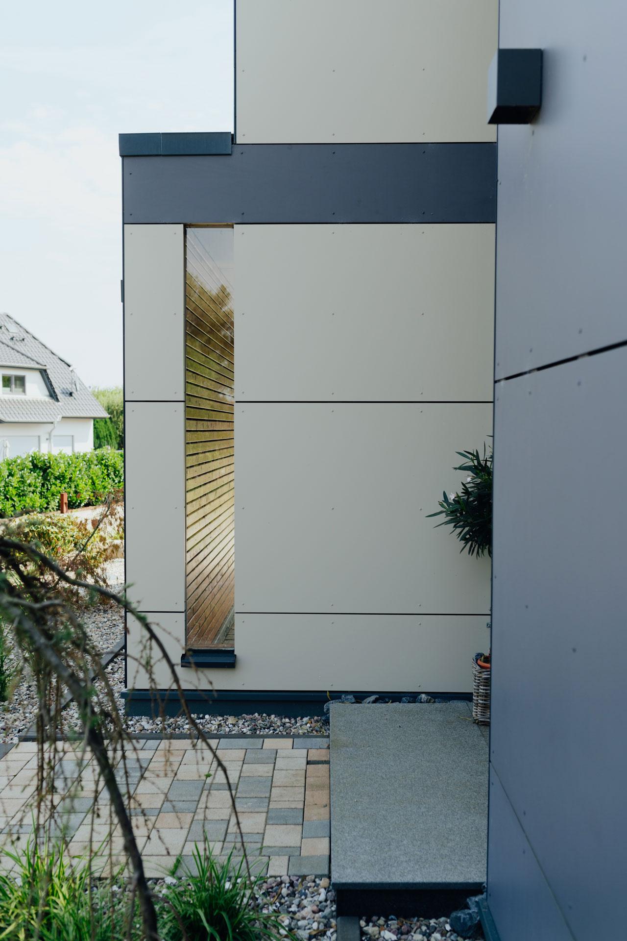 Einfamilienhaus im Landkreis Bad Doberan (07) / Nahaufnahme