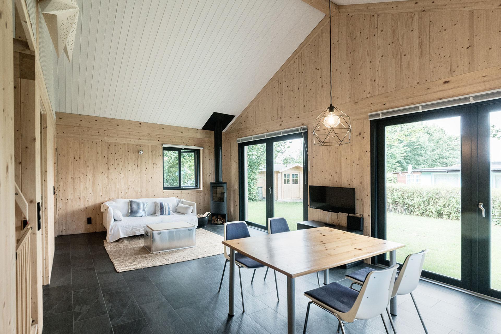 Ferienhaus im Landkreis NWM (01) / Totale Innen