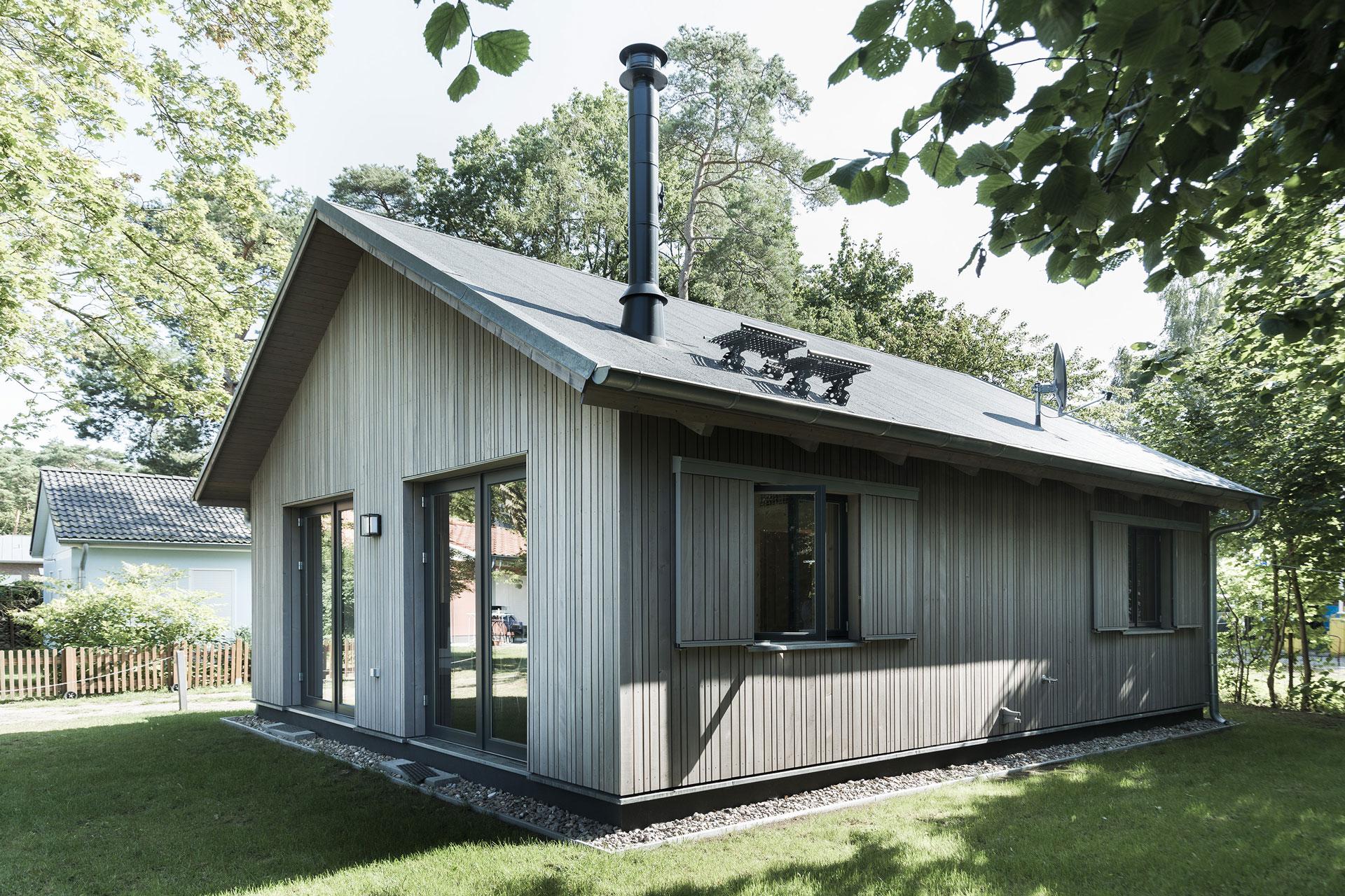 Ferienhaus im Landkreis NWM (01) / Totale