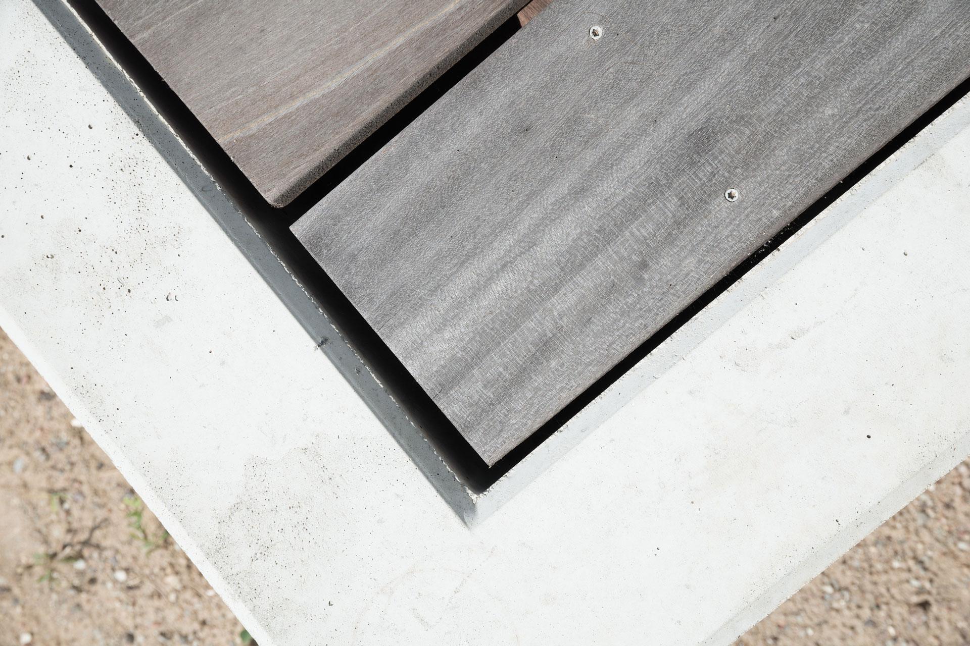 Terrasse im Landkreis NWM (03) / Detail